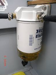 fuel water separator can somebody please clear this out for me