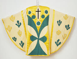 chalice veil henri matisse church vestments chasuble stole maniple chalice
