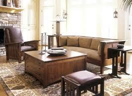 Sears Living Room Furniture Sets Tremendous Craftsman Living Room Furniture Mission Collection