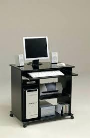 petit bureau noir bureau noir et blanc ikea bureau laque noir et blanc velove me