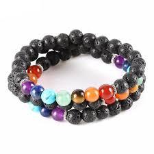 lucky bead bracelet images Lucky 7 chakra beaded bracelet jpg