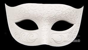 unpainted masks unpainted mask