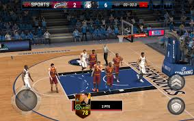 nba live mobile screenshots for android mobygames