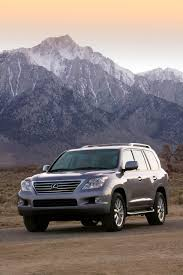 lexus lx wallpaper 2010 lexus lx 570 packs new features and vision