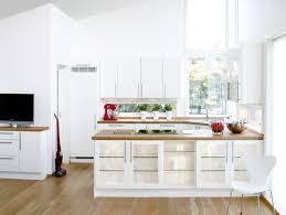 white kitchen interior with wooden countertop video and photos white kitchen interior with wooden countertop photo