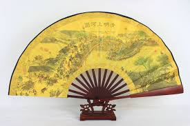 decorative fans 10 print bamboo folding fan wedding fan large mens