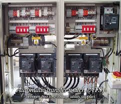automatic transfer switch ats between two low voltage utility