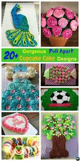 Best  Pull Apart Cupcakes Ideas On Pinterest Pull Apart - Pull apart cupcake designs