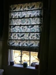 No Sew Roman Shades Instructions - first home dreams diy no sew roman shades