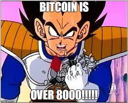 Its Over 9000 Meme - vegeta over 9000 meme generator imgflip