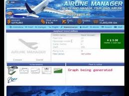 airline manager apk how to make money in airline manager