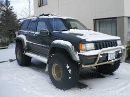 mitsubishi pajero 1992 fugli 1995 jeep grand cherokeeorvis sport utility 4d specs photos