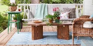 Patio Table Decor Patio Decorating Ideas Image The Minimalist Nyc