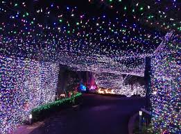 500 000 lights family u0027s christmas display sets new world record
