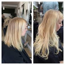 Hair Extension Lenghts by Hair Extensions Nuala Morey