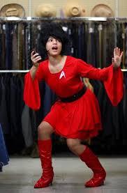 Star Trek Halloween Costume 15 Thrift Store Halloween Costumes Maker Mama