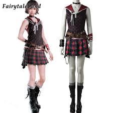 Kilt Halloween Costume Shop Final Fantasy Xv Iris Amicitia Cosplay Costume
