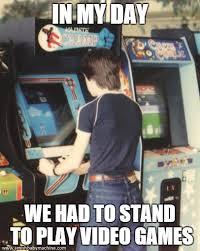 Arcade Meme - video arcade meme amish baby machine podcast