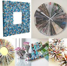 Recycled Bedroom Ideas Diy Friday 5 Things You Can Make With Old Magazines Crafty