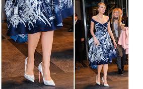 no one is as dedicated to christian louboutin pumps as blake