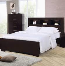 bed designs with headboard storage home design ideas