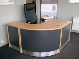 reception front desk for sale flex compact reception desk just the job for a small area
