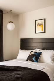 black headboard photos design ideas remodel and decor lonny