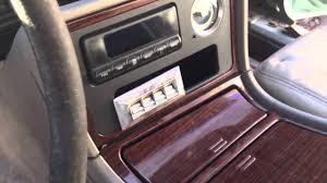 King Ranch Interior Swap 1972 Impala With 5 3l Swap And Caddy Seats Youtube