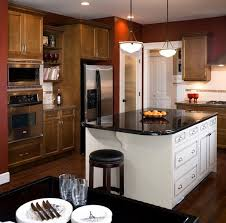 what is a paint color for a kitchen with white cabinets 6 bold trendy kitchen paint color ideas