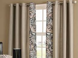livingroom curtains simple living room curtains pattern in solid curtain boho rustic