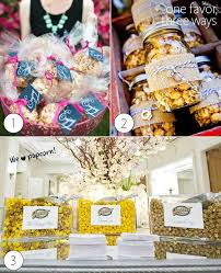 popcorn wedding favors popcorn is a hot trend for wedding favors see three ways to style i