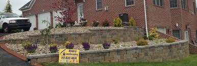 Hardscaping Ideas For Small Backyards by Ryan U0027s Landscaping Hanover Pa Patios U0026 Retaining Walls