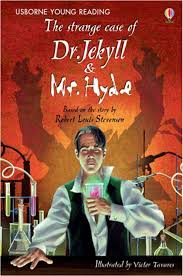 Halloween Graphic Novel by The Strange Case Of Dr Jekyll And Mr Hyde U201d At Usborne Books At