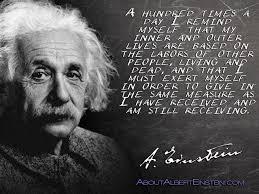 Pin by Quotes Everlasting on Albert Einstein Pinterest