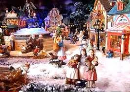 christmas village figurines learntoride co