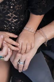 rose gold swarovski crystal bracelet images Rose gold swarovski crystal kids necklace bracelets various JPG
