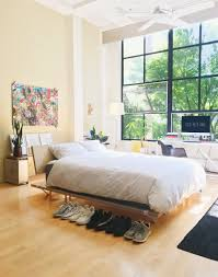 Bedroom With Bed In Middle Of Room Floyd Floyddetroit Twitter