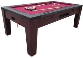 large multi game table multi purpose tables etabletennis