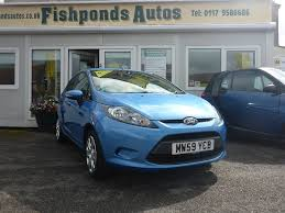 used ford fiesta edge manual cars for sale motors co uk