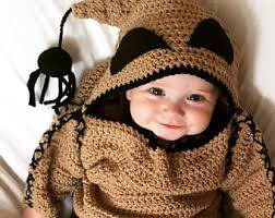 Monster Baby Halloween Costume Pattern Infant Oogie Boogie Monster Costume Pattern