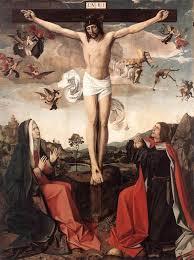 at calvary the of jesus
