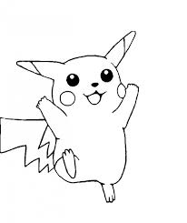 pokemon color pages pikachu top pikachu coloring pages nice colorings desi 3693 unknown