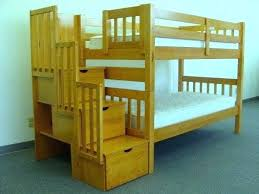 Used Bunk Beds Bunk Bed Stairs Only Stair Step Bunk Bed With 3 Drawer Bunk