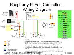 raspberry pi fan controller u2013 wiring diagram to fan 4 pin male