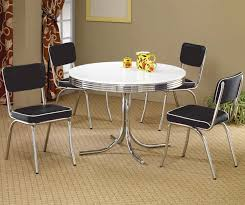 kitchen wonderful 50s style furniture dining room table and