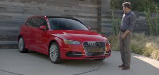 audi a3 commercial audi commercials debut during emmys