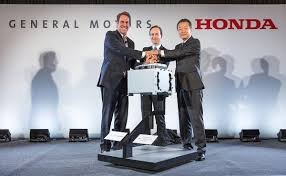 gm honda to jointly build hydrogen fuel cells at michigan factory