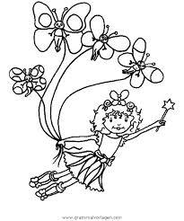 52 lillifee images fairies coloring spas