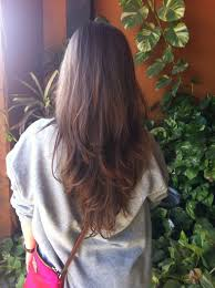 pretty v cut hairs styles best 25 layered v cut hair ideas on pinterest v cut long layers