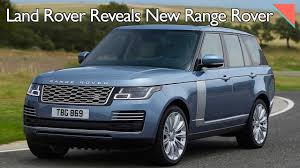 land rover electric new range rover new electric suvs autoline daily 2209 youtube